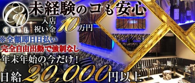 Club CELL(セル)【公式求人情報】