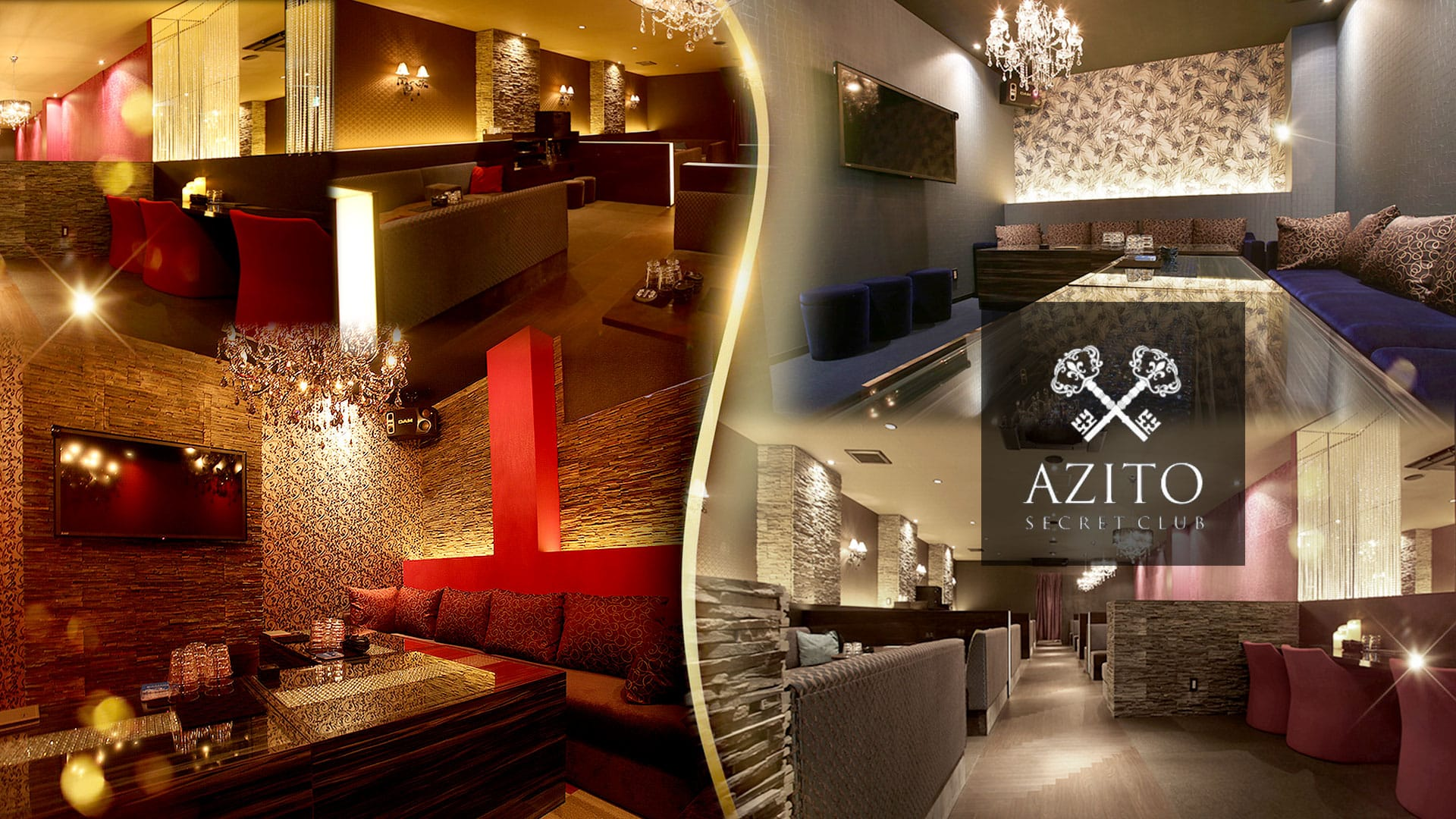 SECRET CLUB AZITO(アジト) 富山キャバクラ TOP画像