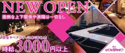 girl's bar ココット【公式求人情報】(池袋ガールズバー)の求人・バイト・体験入店情報