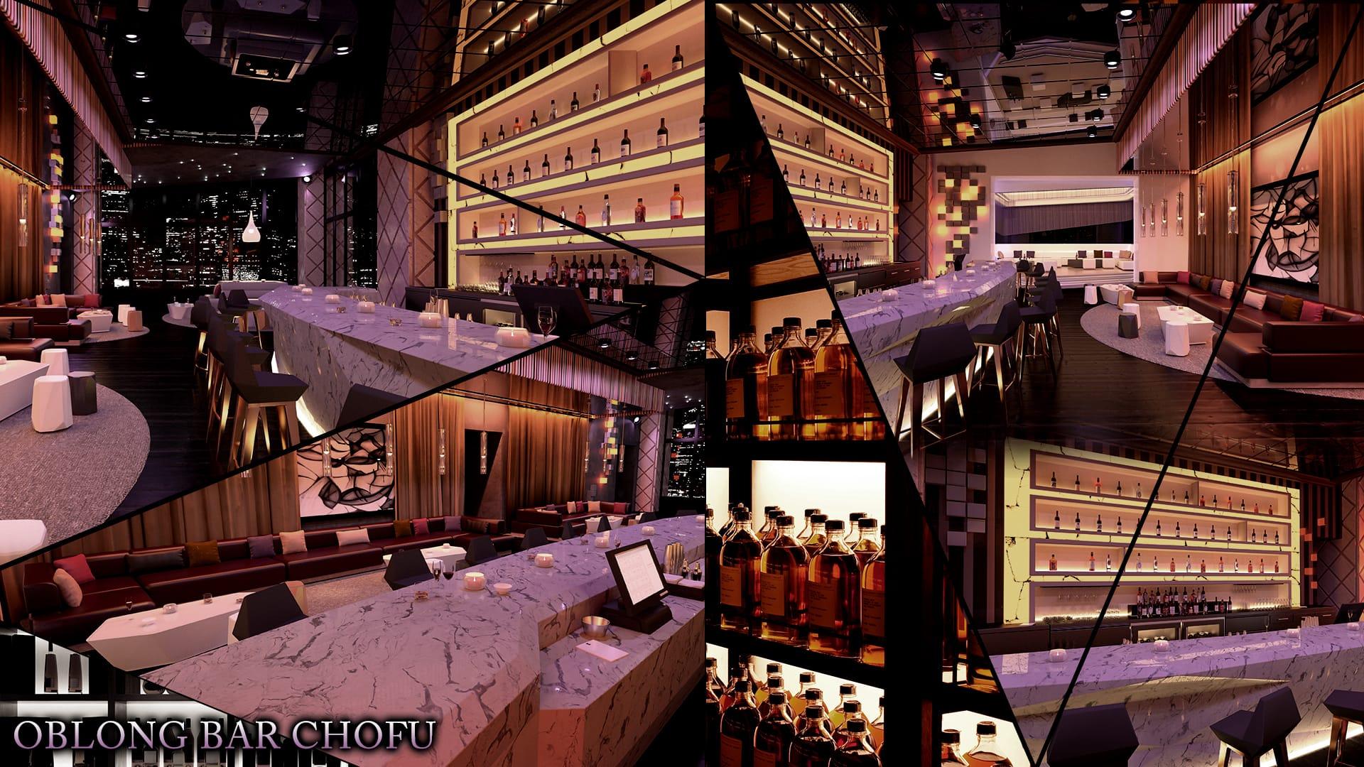OBLONG Bar CHOFU~オブロングバー~ TOP画像