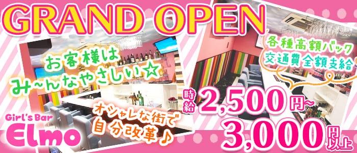 コンセプトcafe&bar エルモ 赤坂ガールズバー バナー