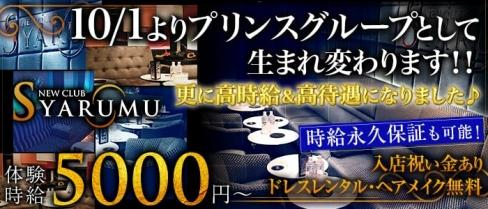 SYARUMU(シャルム)【公式求人情報】(横浜キャバクラ)の求人・バイト・体験入店情報