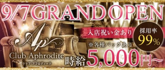 Club Aphrodite(クラブアフロディーテ)【公式求人情報】