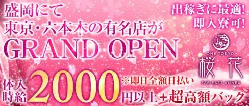 ONE TOKYO桜花(おうか)【公式求人情報】(秋田ラウンジ)の求人・バイト・体験入店情報