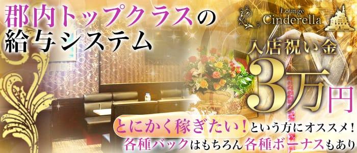 Lounge Cinderella(シンデレラ) 月江寺キャバクラ バナー