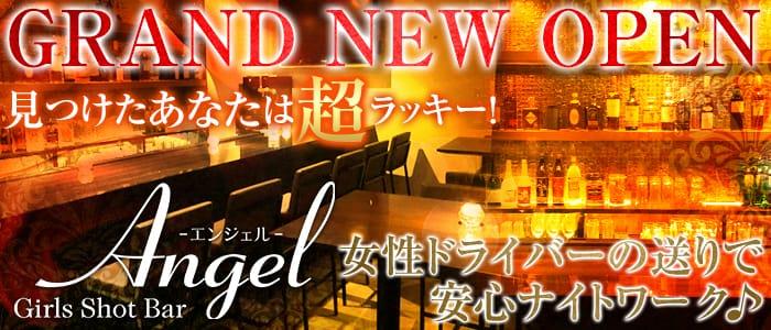 Girls Shot Bar Angel(エンジェル) すすきのガールズバー バナー