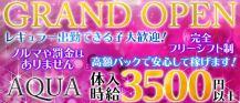 AQUA(アクア)【公式求人情報】 バナー