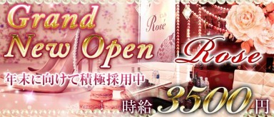 Rose(ロゼ)【公式求人情報】(尼崎キャバクラ)の求人・バイト・体験入店情報