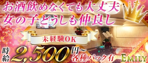 Emily(エミリー)【公式求人情報】(横浜ラウンジ)の求人・バイト・体験入店情報