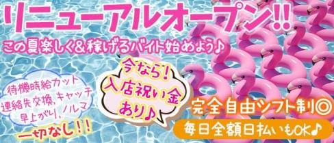 Girl's Bar 桜蓮(オウレン)【公式求人情報】(新橋ガールズバー)の求人・バイト・体験入店情報