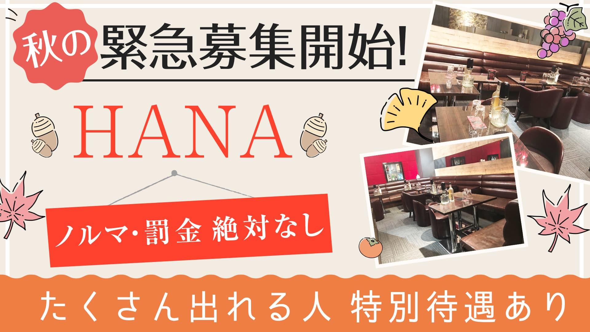 HANA(ハナ)【公式求人・体入情報】 本厚木キャバクラ TOP画像
