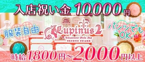 Lupinus2(ルピナスツー)【公式求人情報】(草加ガールズバー)の求人・バイト・体験入店情報