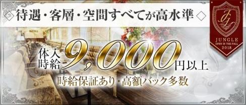 JUNGLE TOKYO(ジャングルトウキョウ) 六本木【公式求人情報】(六本木キャバクラ)の求人・バイト・体験入店情報