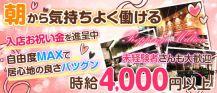 朝キャバ Roppongi Million(ロッポンギミリオン)【公式求人情報】 バナー