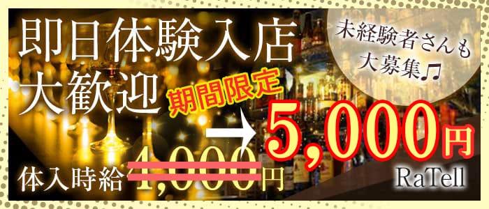 RaTell(ラーテル)【公式求人・体入情報】 歌舞伎町ガールズバー バナー