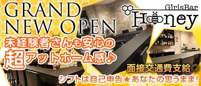 Girl's Bar HONEY(ハニー)【公式求人情報】