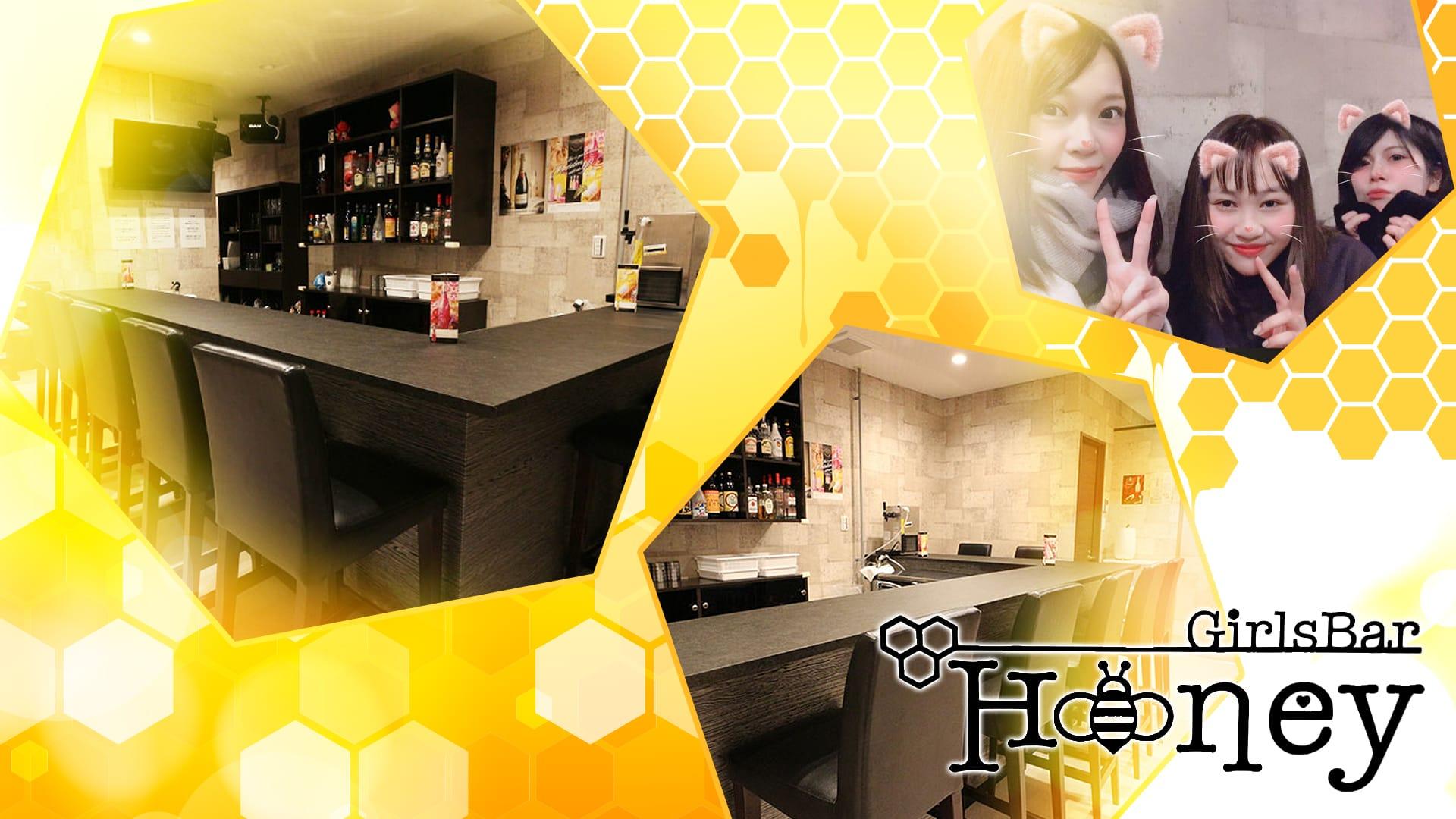 【小岩】Girl's Bar HONEY(ハニー) 市川キャバクラ TOP画像