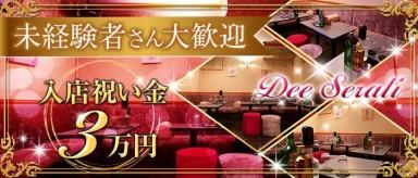 Dee Serali ~ディ セラーリ~【公式求人情報】(蒲田キャバクラ)の求人・バイト・体験入店情報