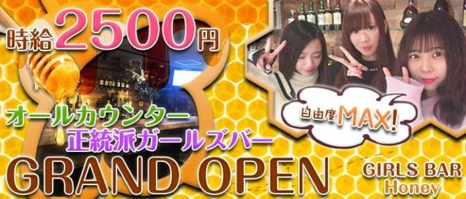 GIRLS BAR Honey(ハニー)【公式求人情報】