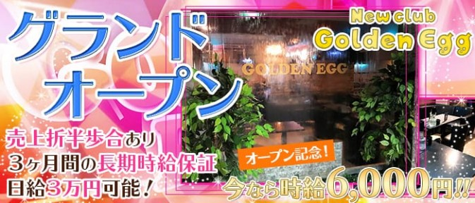 New club Golden Egg(ゴールデンエッグ)【公式求人情報】