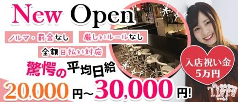 Girl's Bar Tiara(ティアラ)【公式求人情報】(関内ガールズバー)の求人・体験入店情報