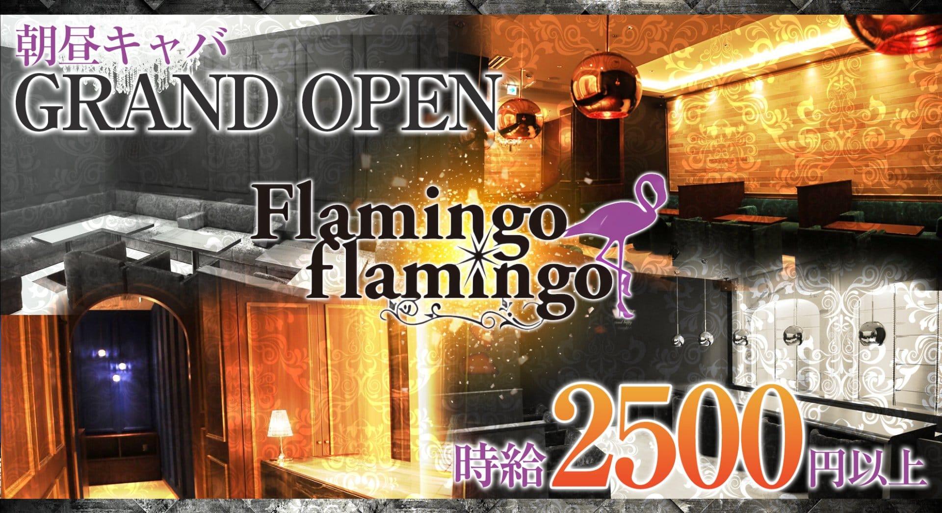 flamingo flamingo(フラミンゴ フラミンゴ) 中洲昼キャバ・朝キャバ TOP画像