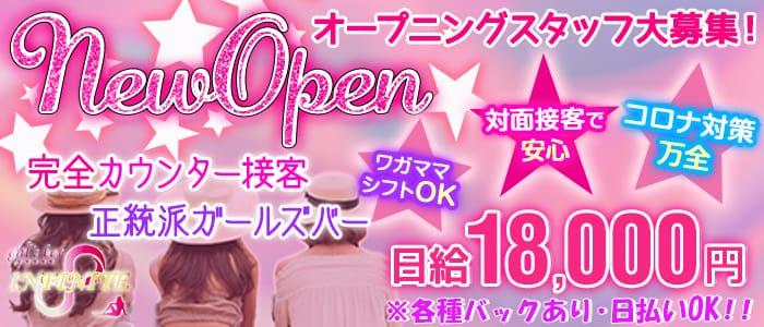 girl's bar INFINITE(インフィニィット) 錦糸町ガールズバー バナー
