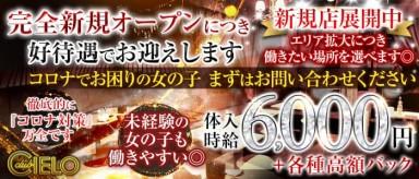 【神田駅西口】Club CIELO(クラブシエロ)【公式求人・体入情報】(神田キャバクラ)の求人・バイト・体験入店情報