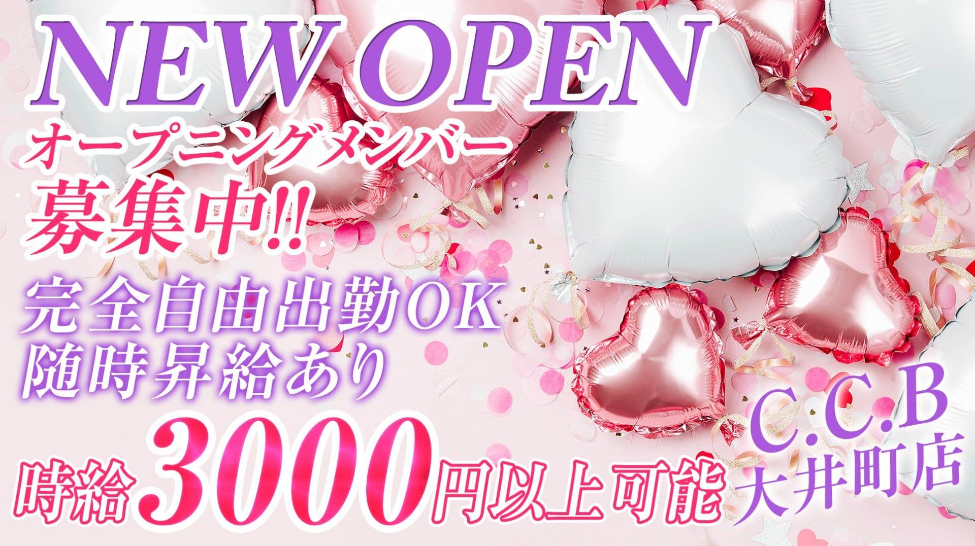C.C.B(コミュニケーションバー)大井町店 渋谷ガールズバー TOP画像