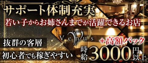 Venus (ヴィーナス)【公式求人情報】(古町クラブ)の求人・バイト・体験入店情報