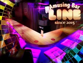 Amusing bar LINE(ライン) 池袋ガールズバー SHOP GALLERY 3