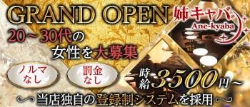姉キャバ☆門前仲町店【公式求人・体入情報】