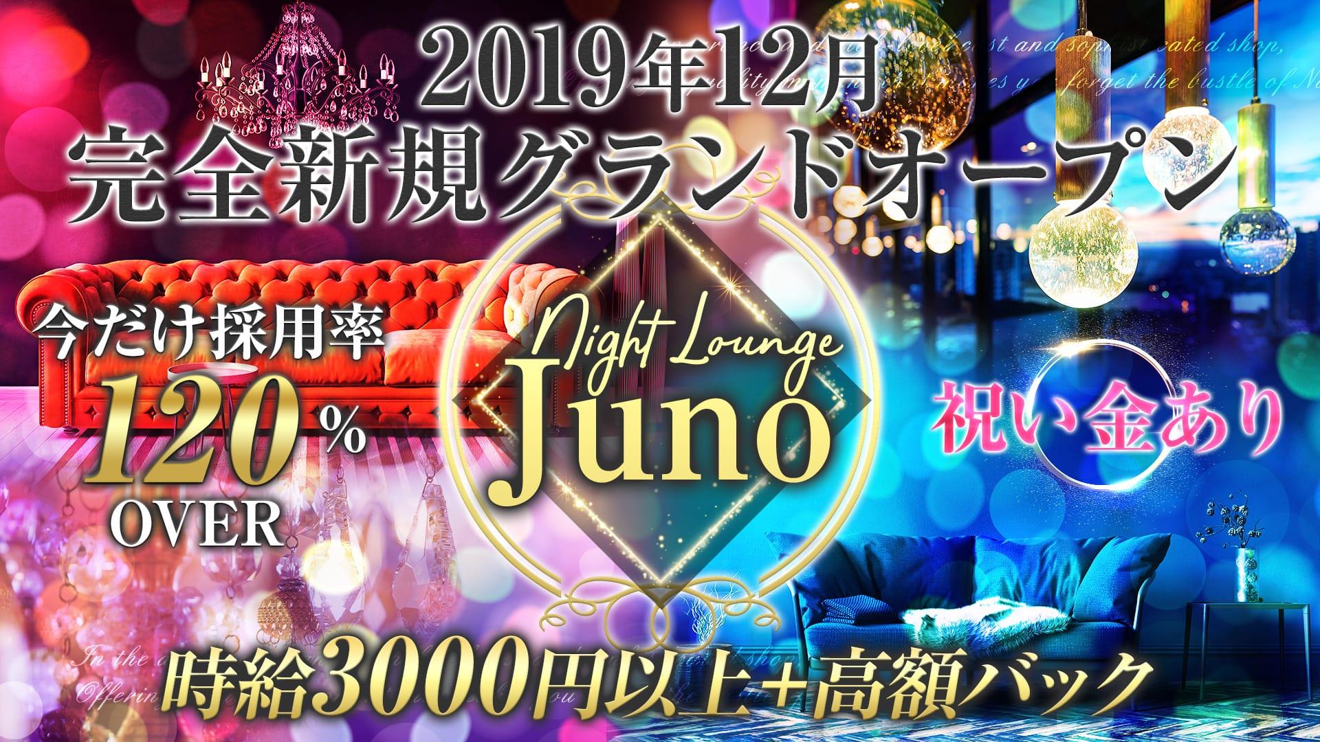 Night Lounge Juno (ジュノ) 殿町ラウンジ TOP画像