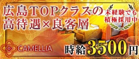 CAMELLIA(カメリア)【公式求人情報】(流川クラブ)の求人・体験入店情報