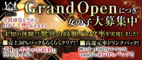 Club Lei(レイ)【公式求人情報】(上野キャバクラ)の求人・バイト・体験入店情報