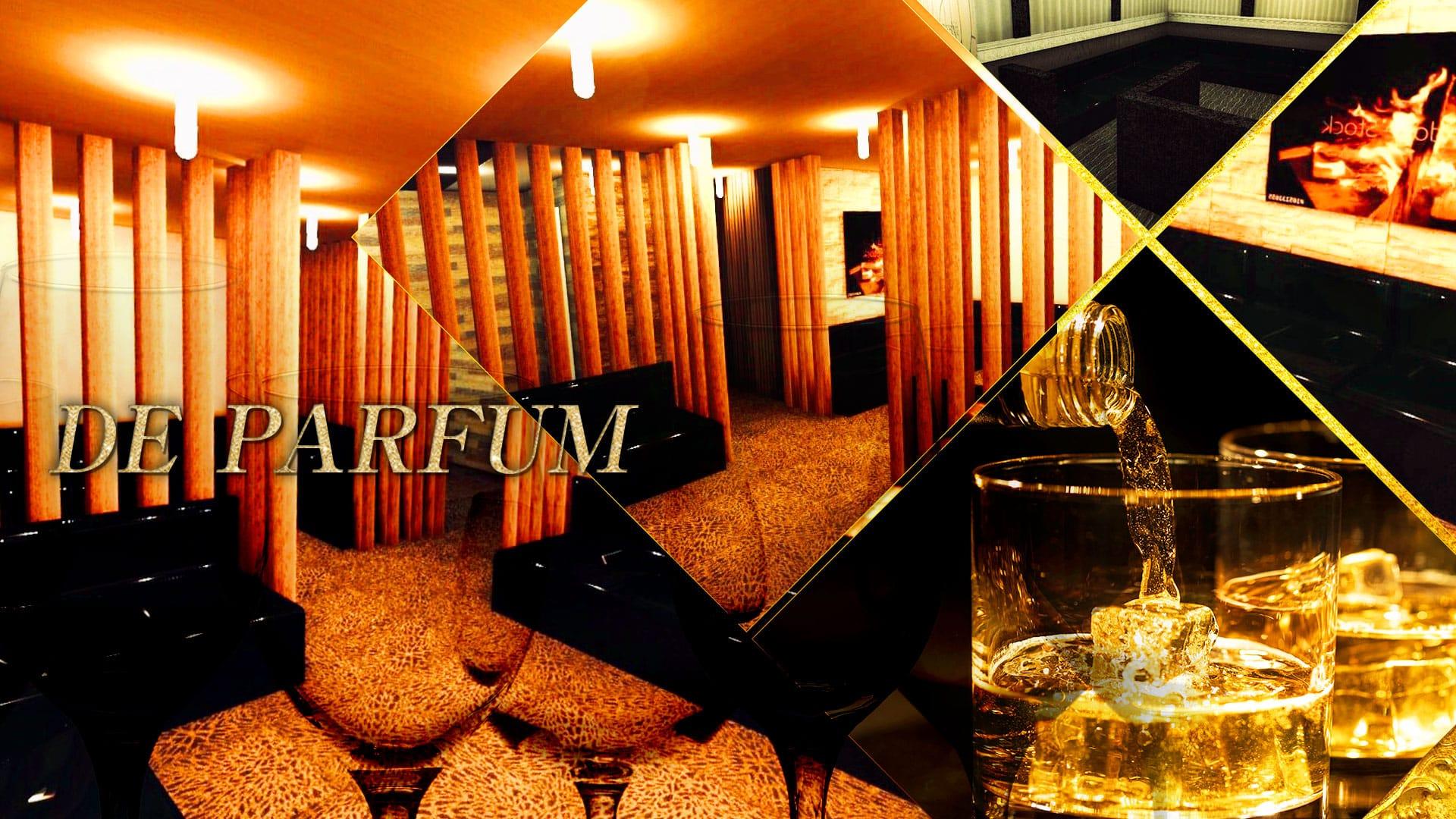 DE PARFUM(デュ・パルファン) TOP画像