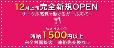 BAR MAHALO(マハロ)【公式求人情報】(博多ガールズバー)の求人・バイト・体験入店情報