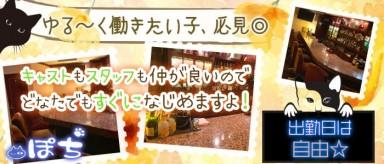 スナック ぽち【公式求人情報】(心斎橋スナック)の求人・バイト・体験入店情報