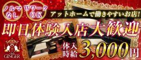 Club GINGER(ジンジャー) 甲府キャバクラ 即日体入募集バナー