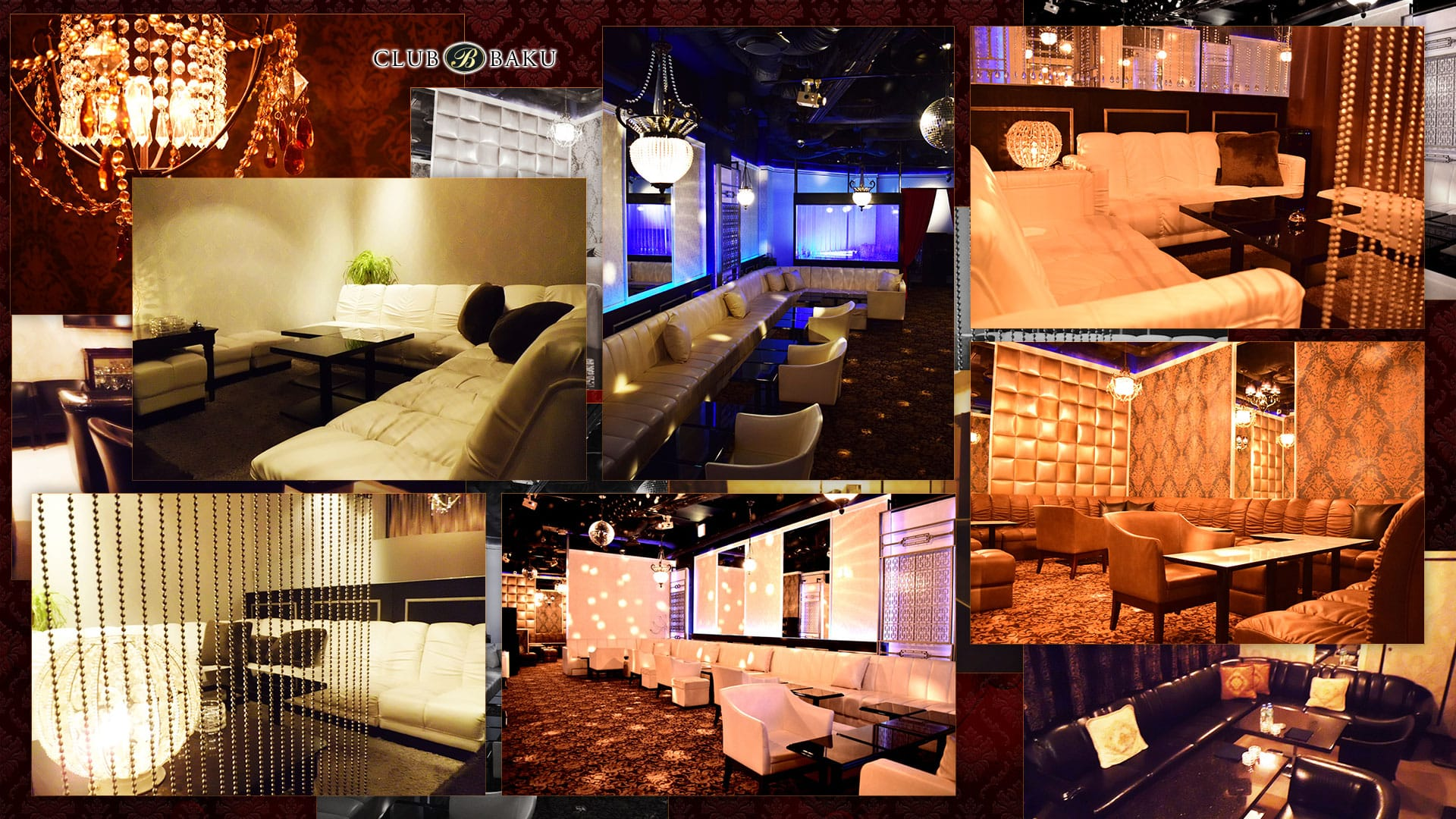 CLUB BAKU(クラブ バクウ) TOP画像
