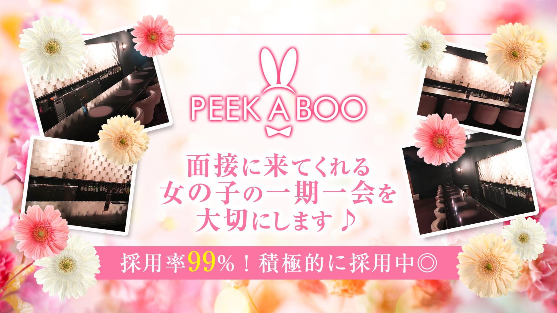 ハイボールバー PEEK A BOO(ピーカブ―) 藤沢ガールズバー TOP画像