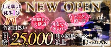 Club DAMIANI(ダミアーニ)【公式求人情報】(大宮キャバクラ)の求人・バイト・体験入店情報