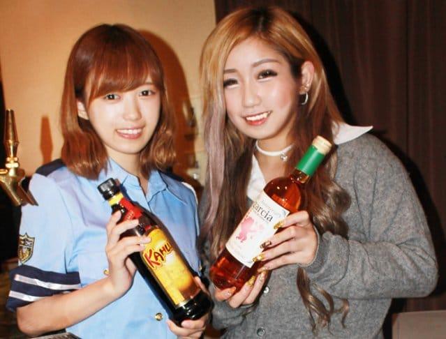 パピヨン 錦糸町 ガールズバー SHOP GALLERY 3