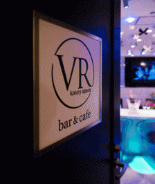 bar VR<バー ブイアール> 六本木 ガールズバー バナー