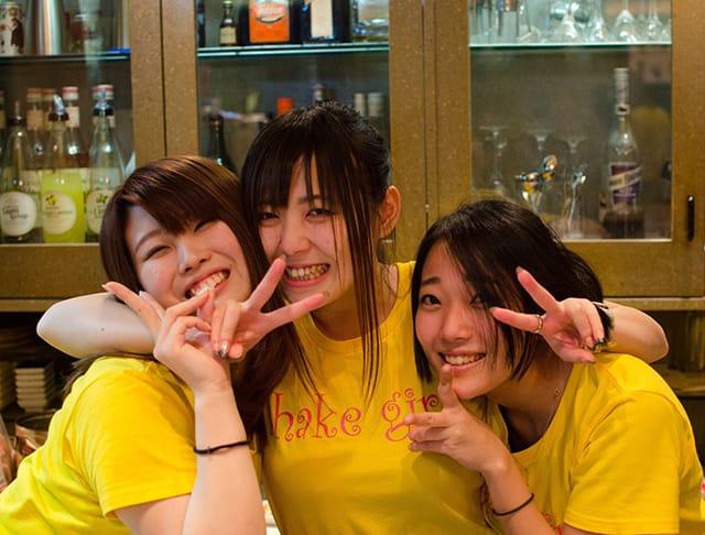 Shake Girl's<シェイクガールズ> 浦和 ガールズバー SHOP GALLERY 3