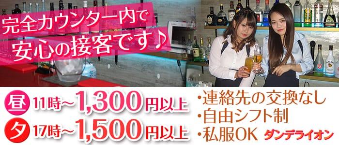 ダンデライオン(川崎ガールズバー)のバイト求人・体験入店情報
