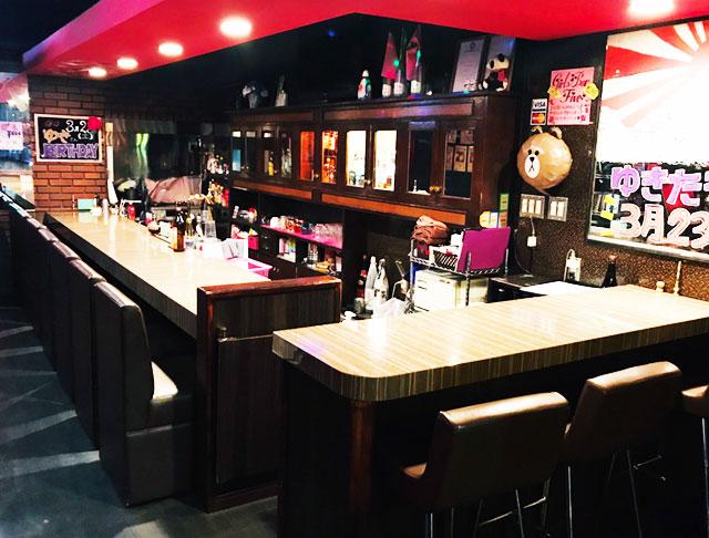 Girl's Bar Moon,<ムーン> 西船橋 ガールズバー SHOP GALLERY 3