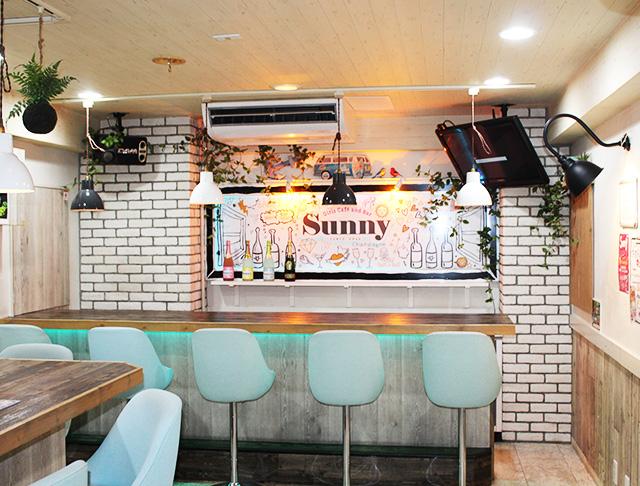 Sunny<サニー> 北千住 ガールズバー SHOP GALLERY 1