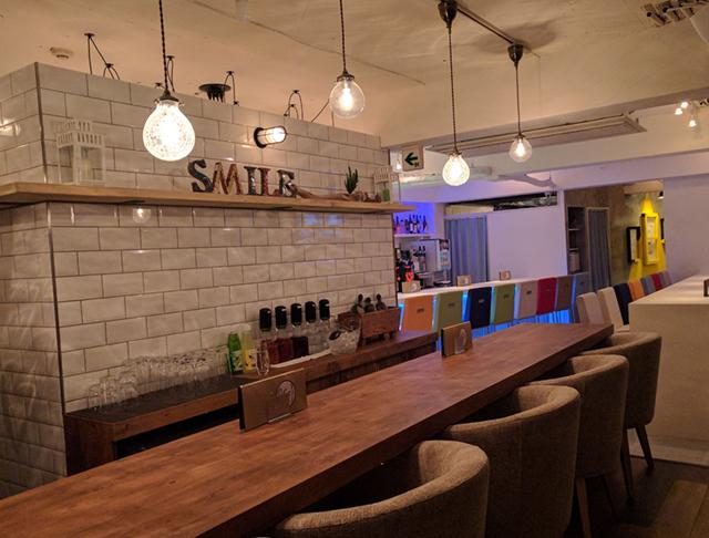 Girls Bar Lounge smile<スマイル> 上野 ガールズバー SHOP GALLERY 4