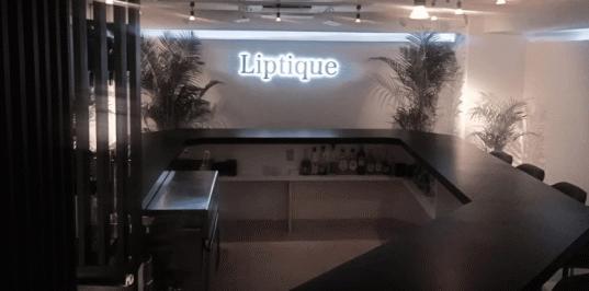 Liptique<リップティック> 六本木 ガールズバー バナー